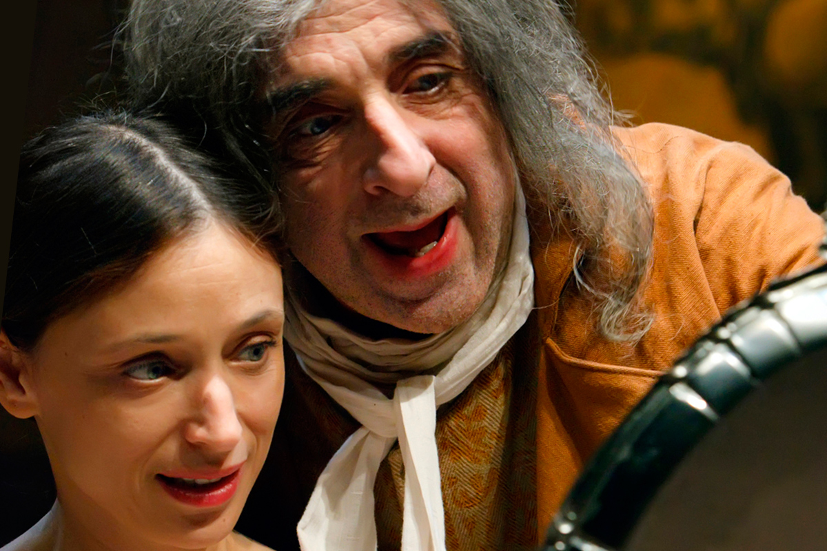 """""""Cogli la prima"""", martedì 25 febbraio Silvio Orlando porta in scena """"Il nipote di Rameau"""" di Diderot"""