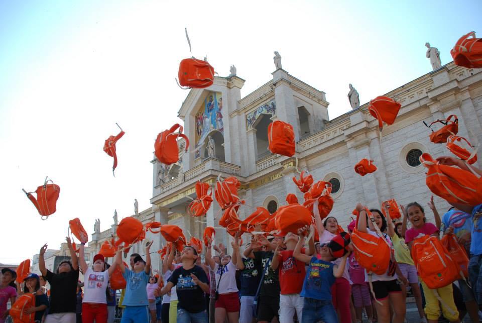 400 ragazzi a Manfredonia per una vacanza culturale e un laboratorio teatrale con la Bottega degli Apocrifi