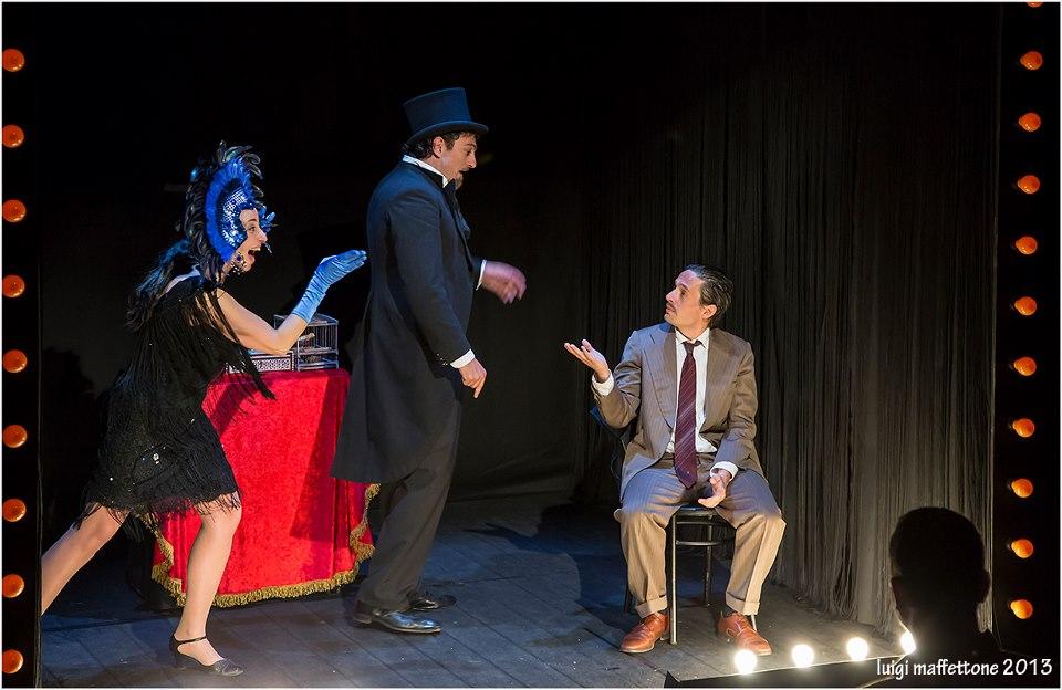 """""""Rigenera"""": sabato 7 marzo in scena la grande commedia di Eduardo De Filippo, """"La grande magia"""""""
