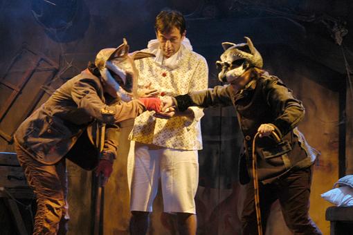 """Domenica 23 novembre """"Le avventure di Pinocchio"""" per l'inaugurazione di """"Favolosamente Vera"""", Stagione teatrale per ragazzi"""