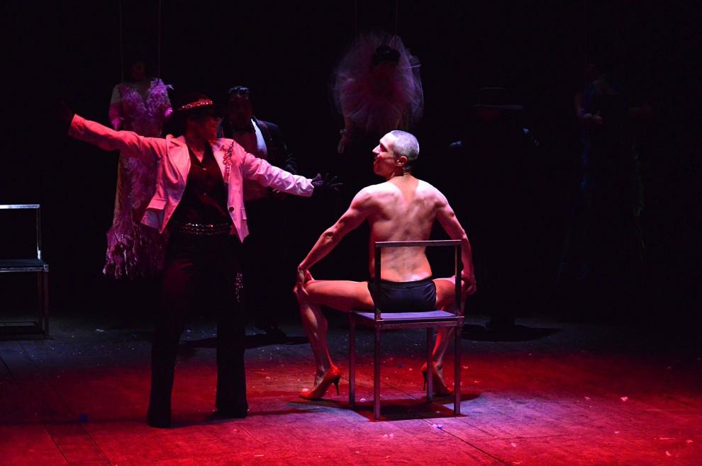"""#ATeatroGermogli: venerdì 8 aprile """"Operetta Burlesca"""" di Emma Dante al Teatro """"Lucio Dalla"""" di Manfredonia"""