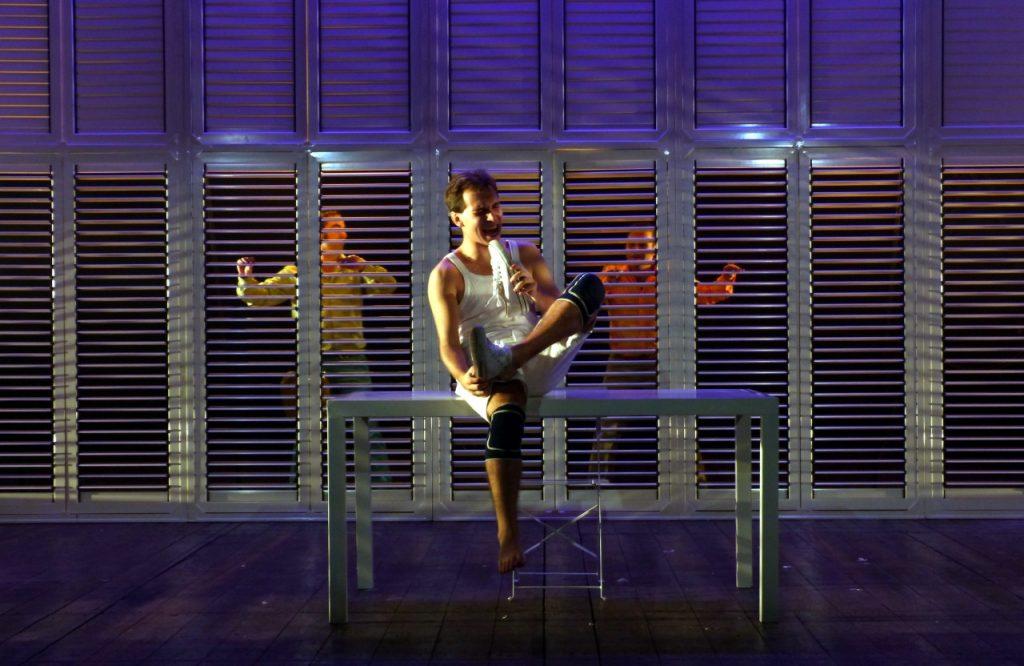 #IOESCO Sabato 21 gennaio 2017 - Abramo/Teatri di Bari-Kismet