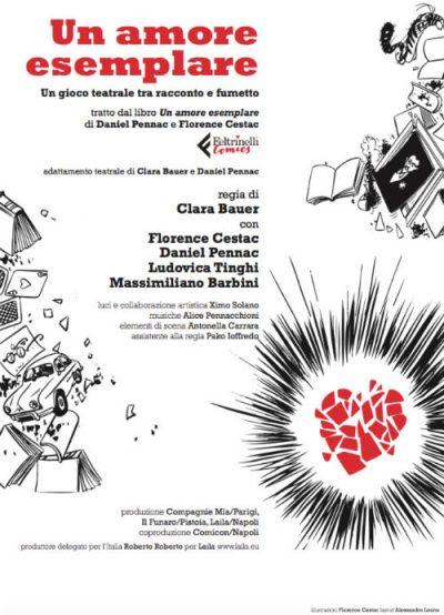Teatri del Gargano - DANIEL PENNAC a Manfredonia