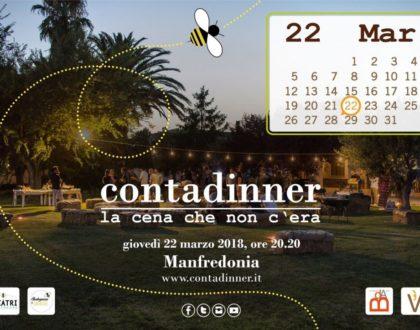 CONTADINNER TEATRALE - Speciale Mercante di Venezia