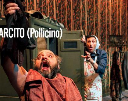 PULGARCITO #Favolosamente Vera18|19