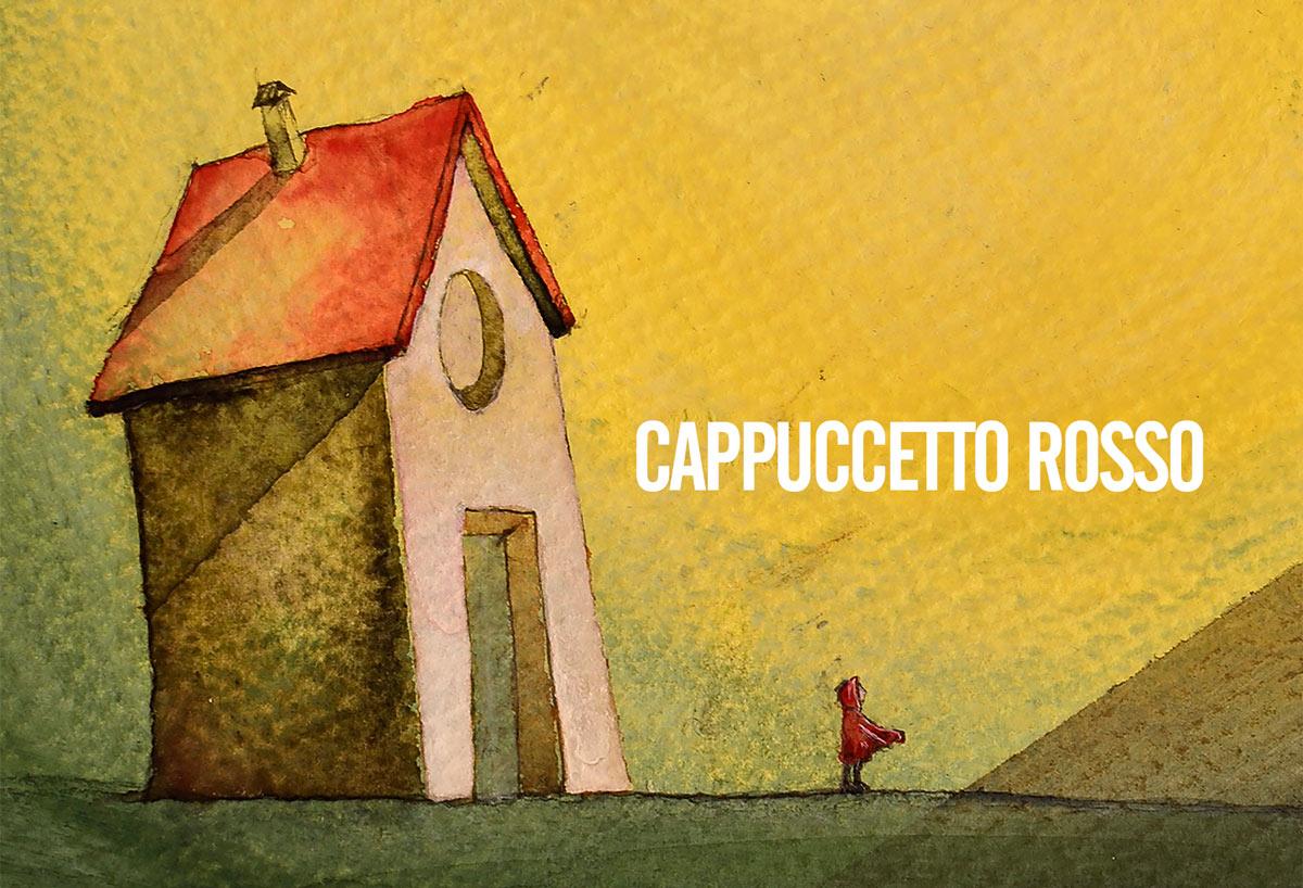 CAPPUCCETTO ROSSO #Favolosamente Vera18|19