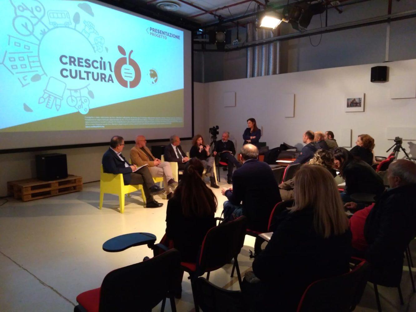 Presentazione del progetto_CRESCINCULTURA