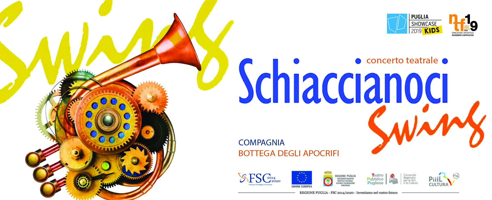 SCHIACCIANOCI SWING_ Puglia Showcase