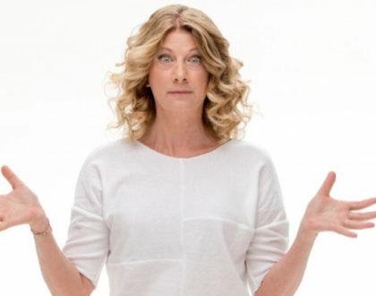 """Angela Finocchiaro arriva a Manfredonia col suo spettacolo """"Ho perso il filo"""""""
