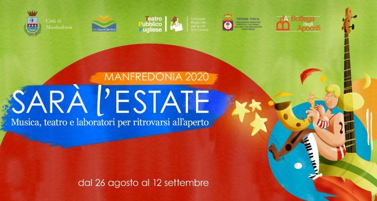 """Weekend di teatro e musica a Manfredonia con la Rassegna """"Sarà l'Estate"""", nei luoghi più suggestivi della città"""